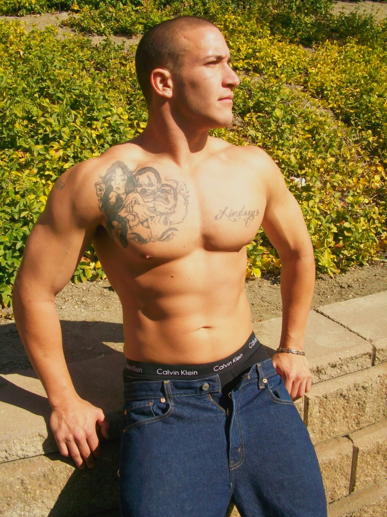 Chase male dancer